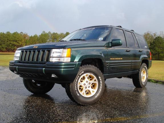 murrayman2005's 1998 Jeep Grand Cherokee