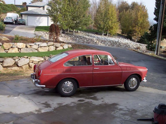 fasty69's 1969 Volkswagen Notchback