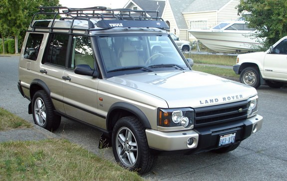 acetrizo 2003 land rover discovery specs photos modification info at cardomain. Black Bedroom Furniture Sets. Home Design Ideas
