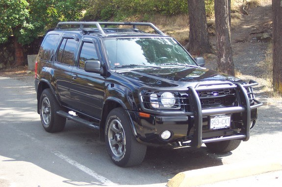 lowz24 39 s 2003 nissan xterra in vancouver island bc. Black Bedroom Furniture Sets. Home Design Ideas