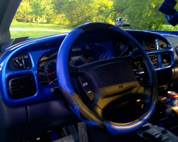 Agate Interior 2001 Dodge Ram 1500 Slt Club Cab 4x4 Photo