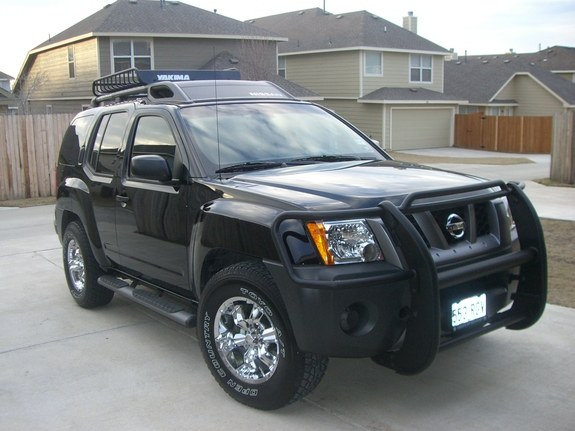 Irishxterra 2007 Nissan Xterra Specs Photos Modification