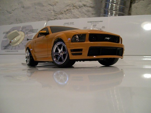 Another 07Grabber 2007 Ford Mustang post... - 9289643