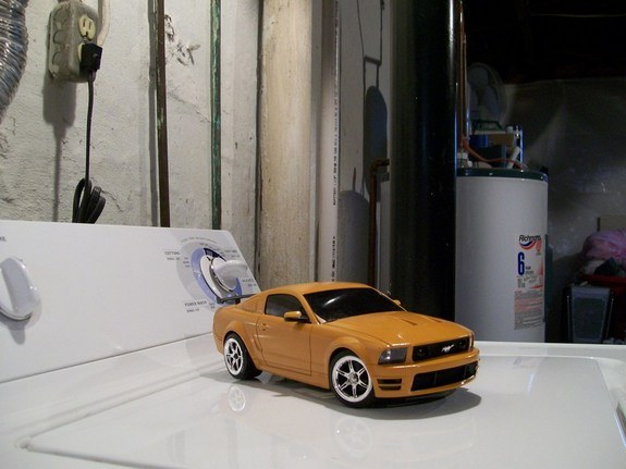 Another 07Grabber 2007 Ford Mustang post... - 9289645