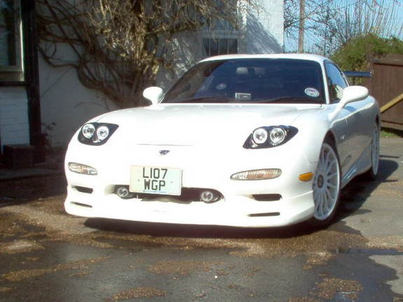 Another Nathanolder 1994 Mazda RX-7 post... - 9302409
