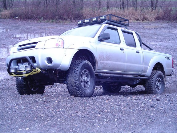 MuddinFrontier 2003 Nissan Frontier Regular Cab