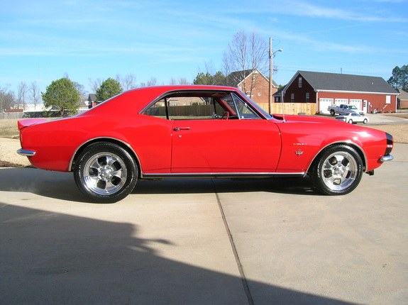 Another 65stinger 1967 Chevrolet Camaro post... - 9286461