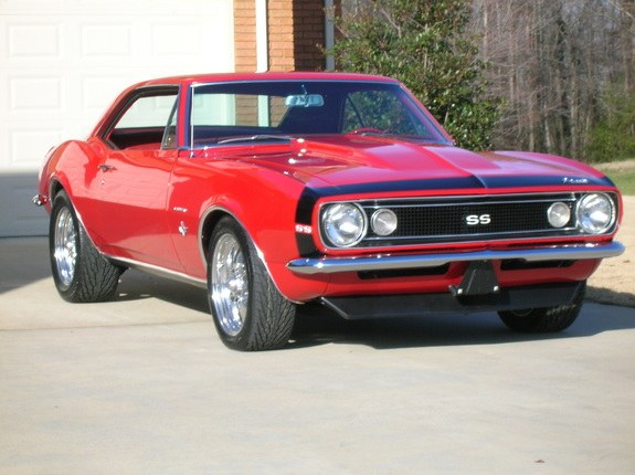 Another 65stinger 1967 Chevrolet Camaro post... - 9286464