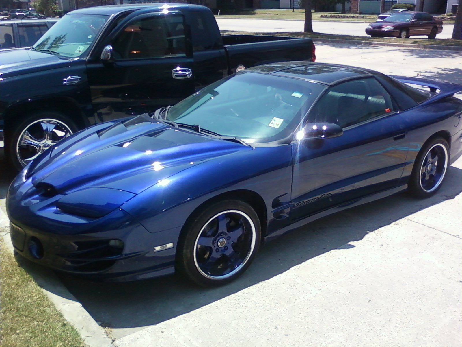 97mustang16 1998 pontiac trans am specs photos modification info at cardomain. Black Bedroom Furniture Sets. Home Design Ideas