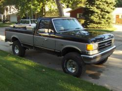 ZF150s 1989 Ford F150 Regular Cab