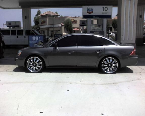 terjack 2006 ford five hundred specs photos modification info at cardomain. Cars Review. Best American Auto & Cars Review