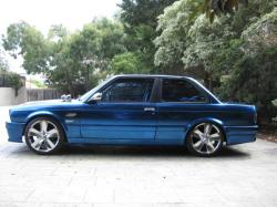 teamgt_sicks 1990 BMW 3 Series