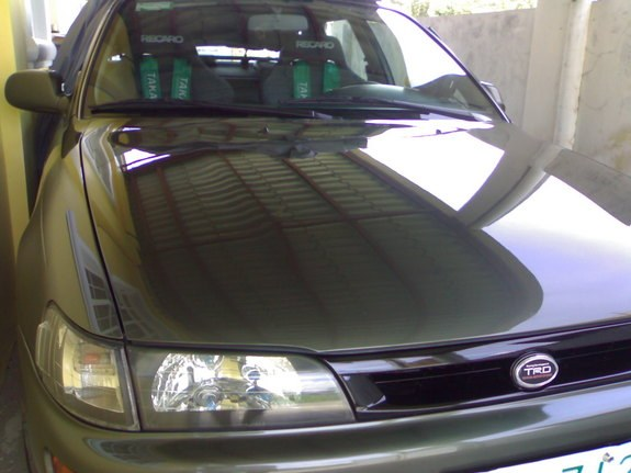 Another eurocorolla 1996 Toyota Corolla post... - 10475114