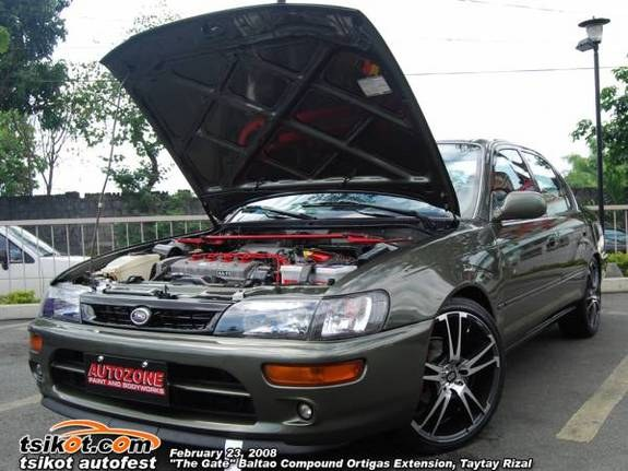 Another eurocorolla 1996 Toyota Corolla post... - 10475130