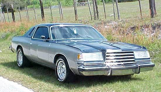 1979 Dodge Magnum XE GT - YouTube