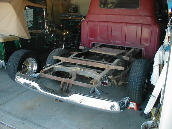 Another JerryNV 1923 Ford T-bucket post... - 9110065