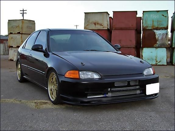 Drunkinmaster1 1993 Honda Civic Specs Photos