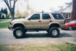 smitty2000441 1997 Oldsmobile Bravada