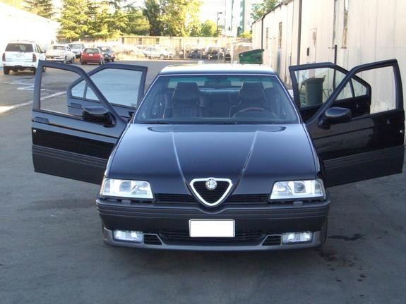 Another 164-FAMILY 1995 Alfa Romeo 164 post... - 9683181
