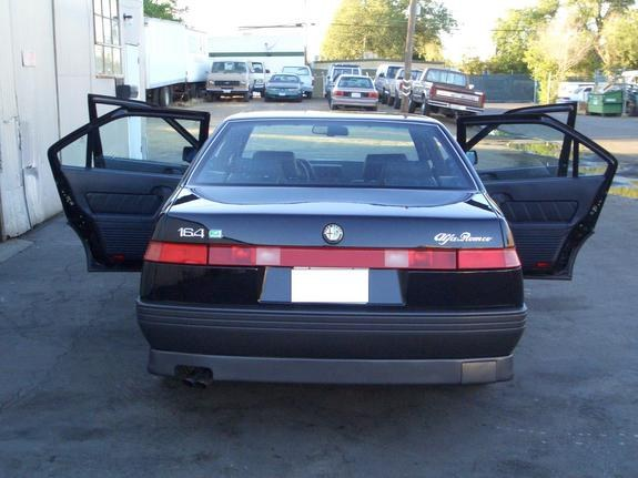 Another 164-FAMILY 1995 Alfa Romeo 164 post... - 9683182