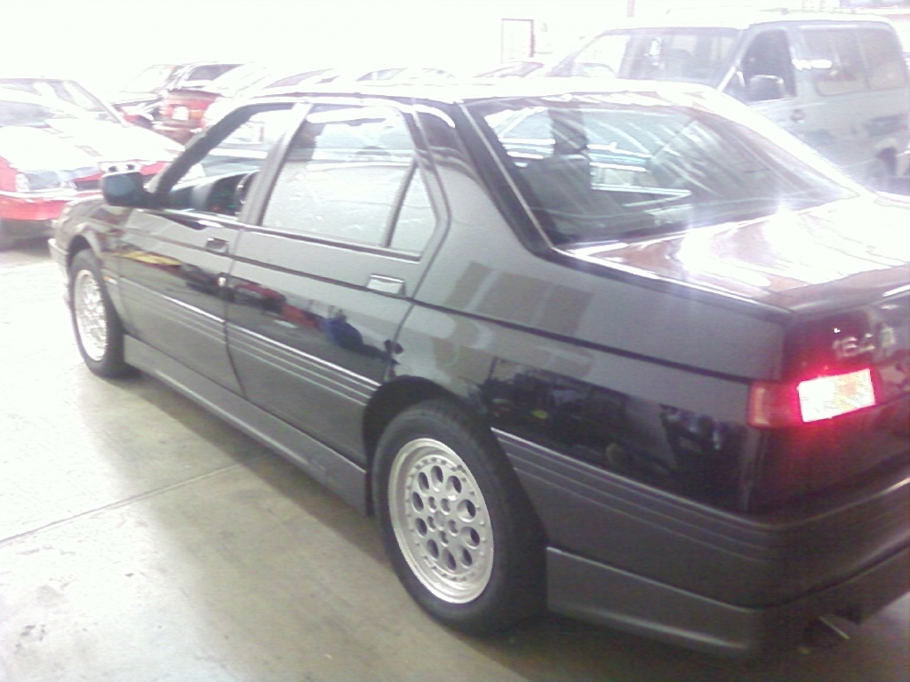 Another 164-FAMILY 1995 Alfa Romeo 164 post... - 9683201