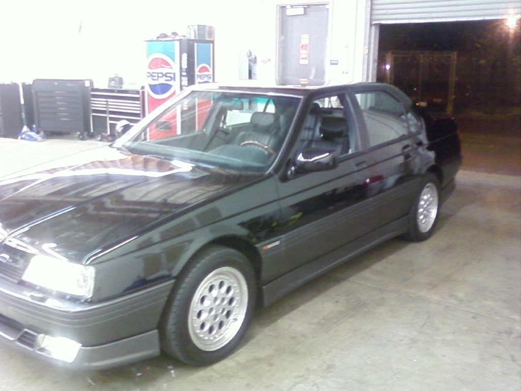 Another 164-FAMILY 1995 Alfa Romeo 164 post... - 9683202