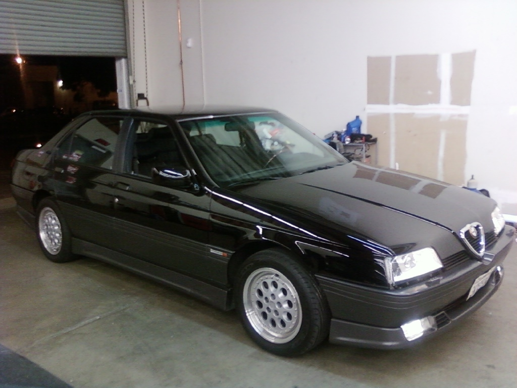 Another 164-FAMILY 1995 Alfa Romeo 164 post... - 9683203