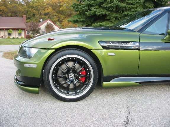 Spitfire8 2000 Bmw M Specs Photos Modification Info At Cardomain