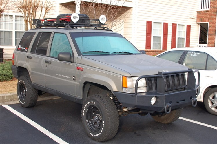 Kcdeming 1998 Jeep Grand Cherokee Specs Photos