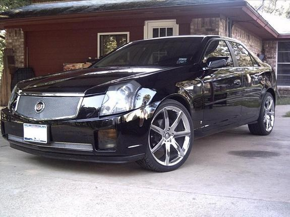 97sierrass 2006 cadillac cts specs photos modification. Black Bedroom Furniture Sets. Home Design Ideas