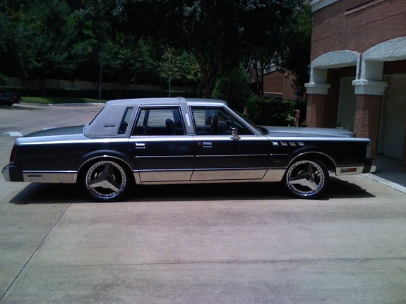 Ferrari Of Houston >> choppin86 1986 Lincoln Town Car Specs, Photos, Modification Info at CarDomain