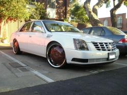 caddy0380 2007 Cadillac DTS