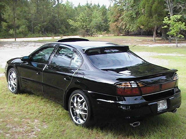 dragondon1 2003 pontiac bonneville specs photos modification info at cardomain. Black Bedroom Furniture Sets. Home Design Ideas