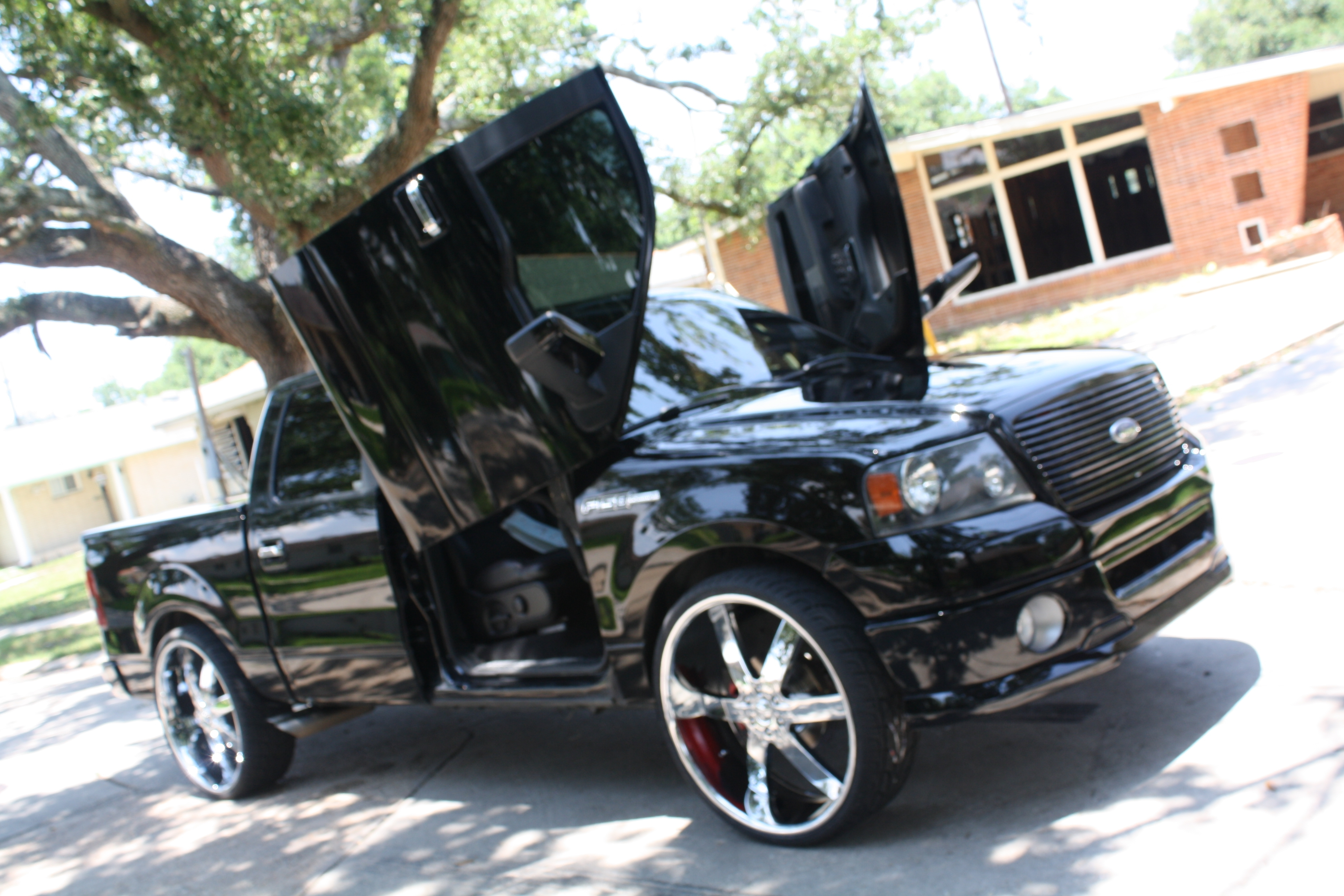 bnice123's 2007 Ford F150 Regular Cab