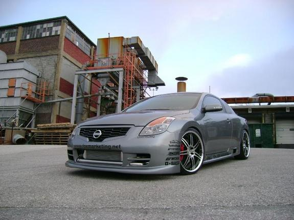 Fox Marketing Altima Coupe