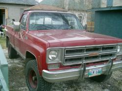 blackenedz24s 1977 GMC Sierra (Classic) 1500 Regular Cab