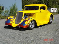 34fords 1934 Ford Coupe