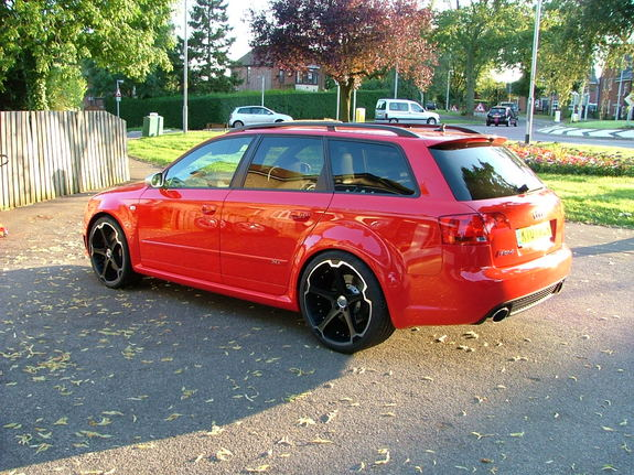 Another RimcityUk 2007 Audi RS 4 post... - 10460253