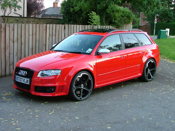 Another RimcityUk 2007 Audi RS 4 post... - 10460254