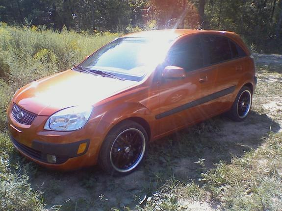 Freakaleach 2006 Kia Rio Specs Photos Modification Info At Cardomain