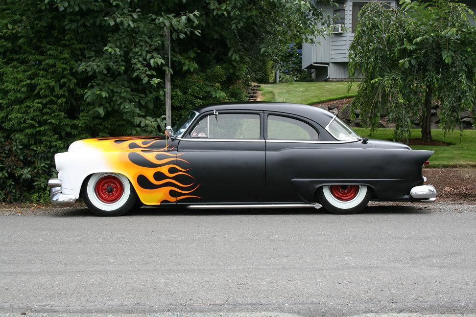 Another Alocatelli 1953 Oldsmobile 88 post... - 10461074