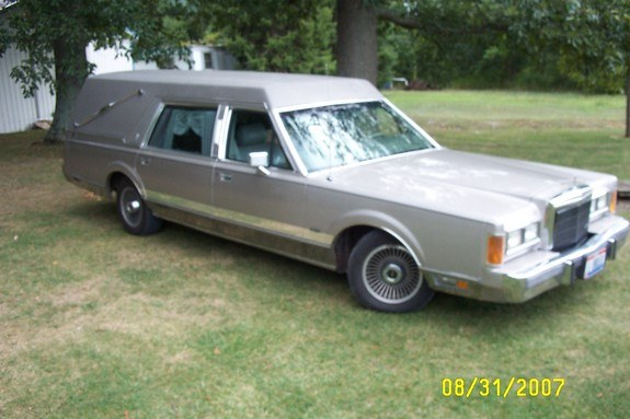 Hearse Guy 1989 Lincoln Town Car Specs Photos Modification Info At