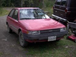 geremis 1988 Toyota Tercel