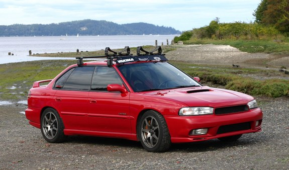pilotandpaddler 1998 subaru legacy specs photos modification info at cardomain cardomain