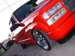 MarkS-10s 1996 Chevrolet Tahoe