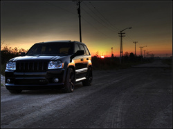 EbladeSRTs 2007 Jeep Grand Cherokee