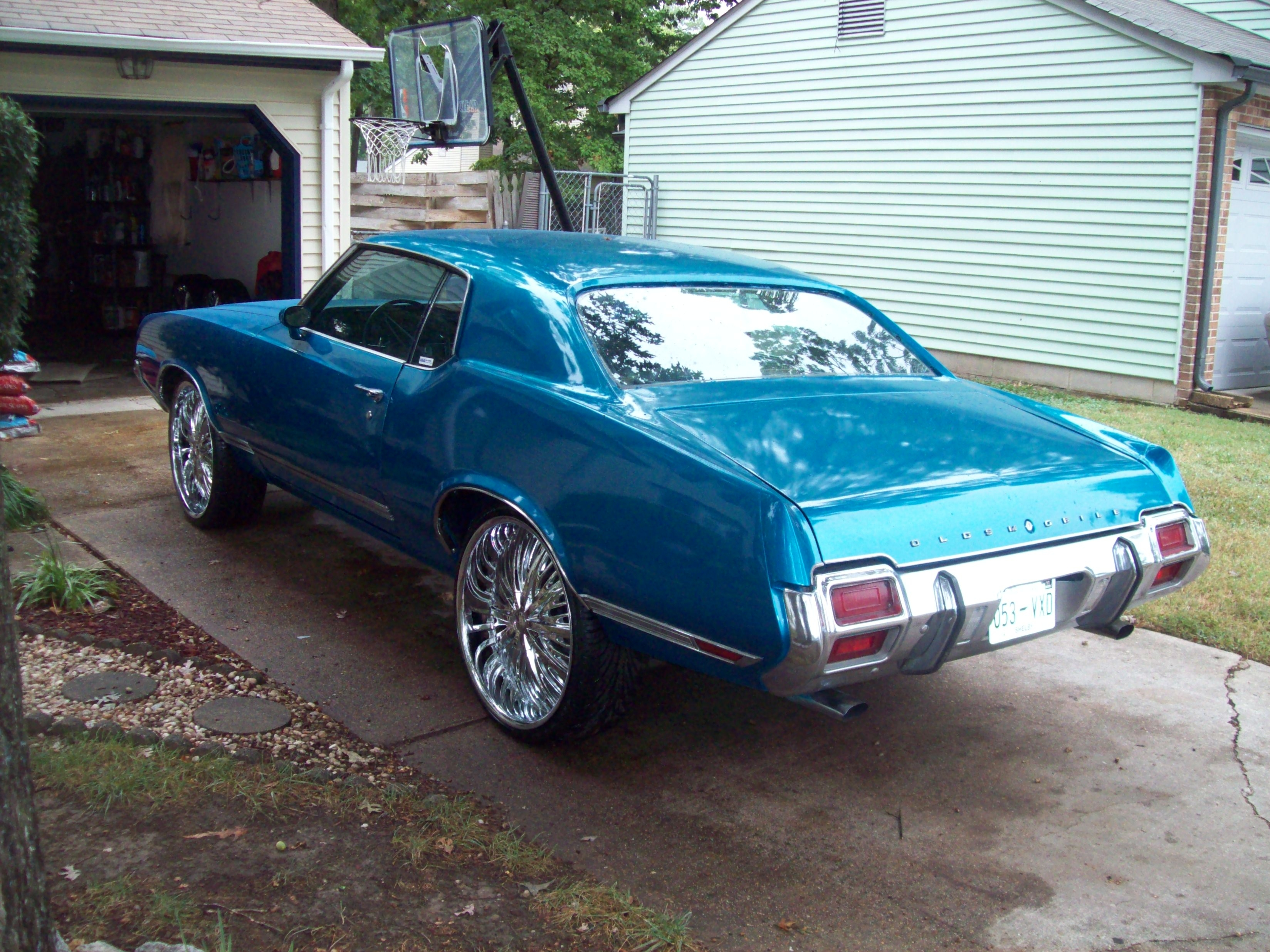 Another YaDaddi 1971 Oldsmobile Cutlass Supreme post... - 10463980