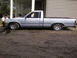 Minitruck03s 1986 Nissan 720 Pick-Up
