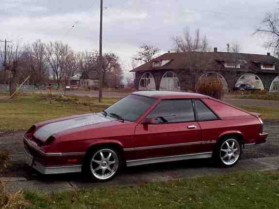 Another Paag83262 1986 Dodge Charger post... - 9294572