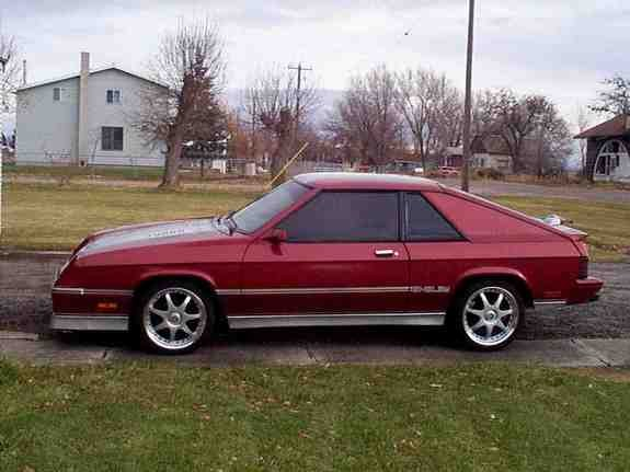 Another Paag83262 1986 Dodge Charger post... - 9294573